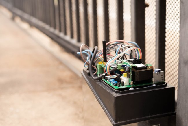 Automatic Gate Installation Device in San Jose