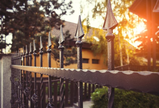 Decorative Fences by A-1 Fence Inc