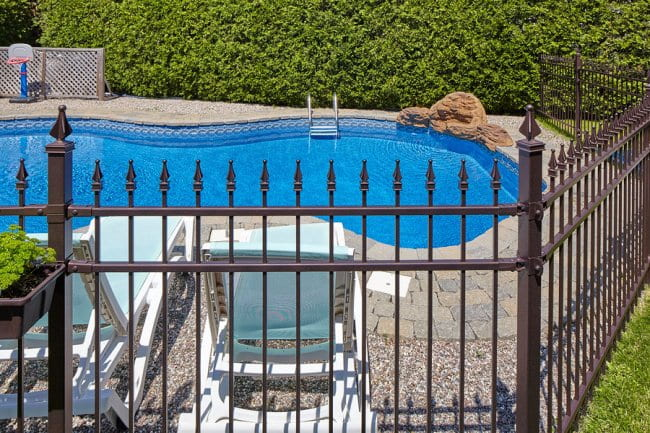 Gates and Fences Around Pools Installation in San Jose