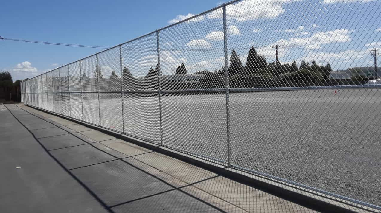 Chain Link Fencing in San Jose