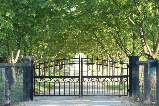 Planning a Driveway Gate Installation in San Jose