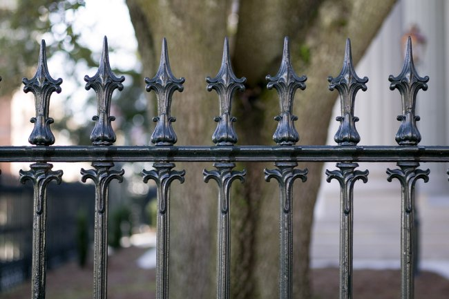 Iron Fence Maintenance in San Jose