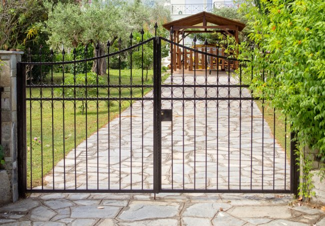 Building a Durable Fence Gate by A-1 Fence Inc