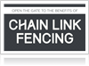 Benefits of chain link fencing