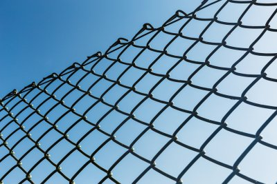 Chain Link Fence in San Jose