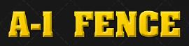 A1 Fence - San Jose, CA Logo